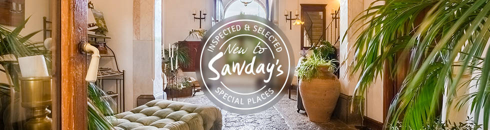 New to Sawday's: places we've handpicked in the last 2 months