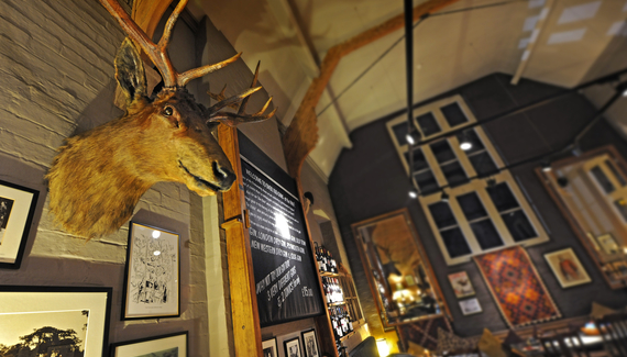 The Cholmondeley Arms - Gallery