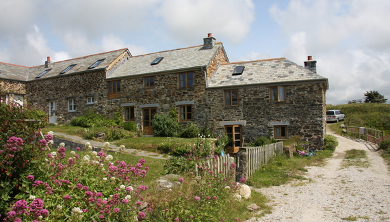 5 Amp 6 Porth Farm Cottages Self Catering In Cornwall