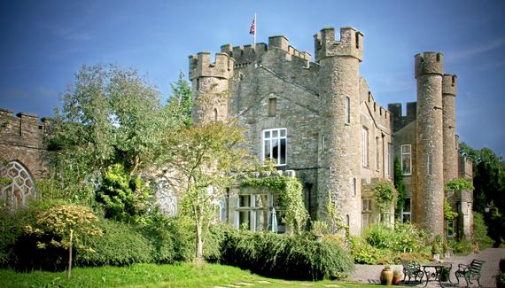 Augill Castle - gallery