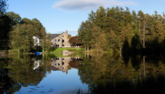 Gilpin Lake House Spa Hotel In Cumbria Alastair