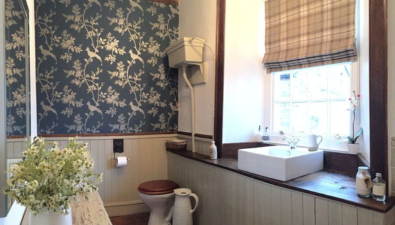 The Farmhouse At A Corner Of Eden Self Catering Cottage
