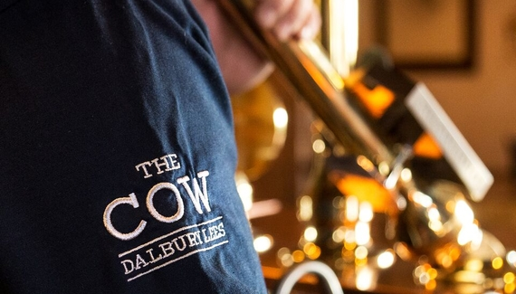 The Cow at Dalbury Lees - Gallery