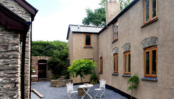 Kerswell Farmhouse - gallery