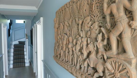 Strete Barton House - gallery