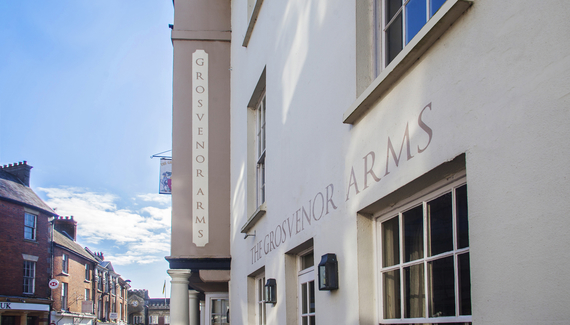 The Grosvenor Arms - Gallery