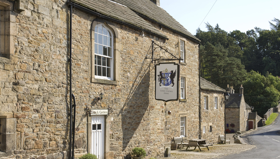 Lord Crewe Arms at Blanchland - Gallery