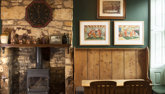 Horse and Groom - Gallery