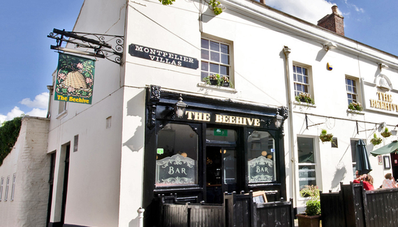 The Beehive - Gallery