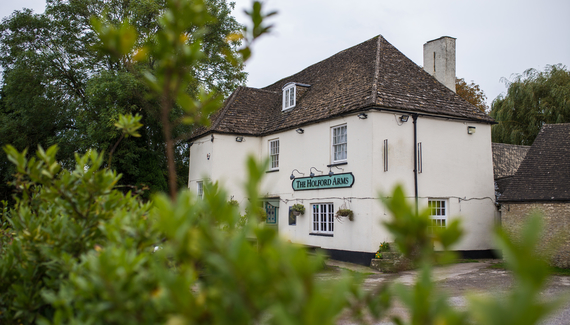 The Holford Arms - Gallery