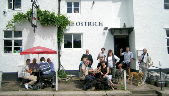 The Ostrich Inn - gallery