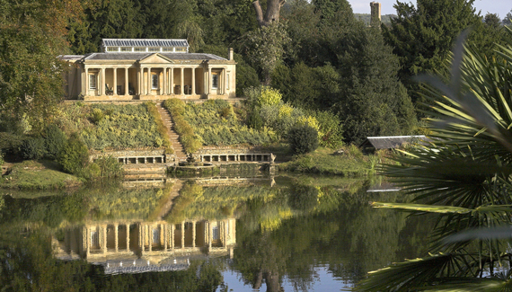 The Temple, Stancombe Park - gallery