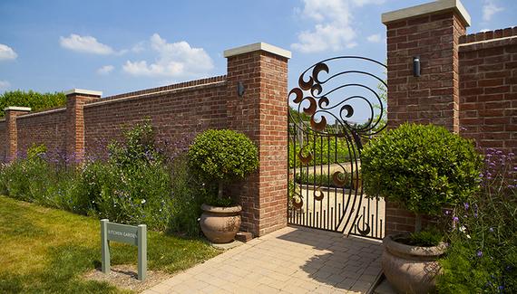 Chewton glen kitchen garden