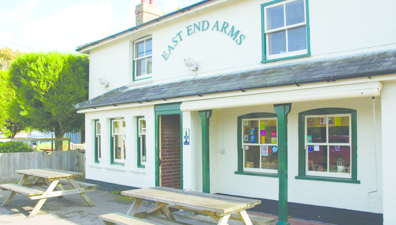 The East End Arms - Gallery