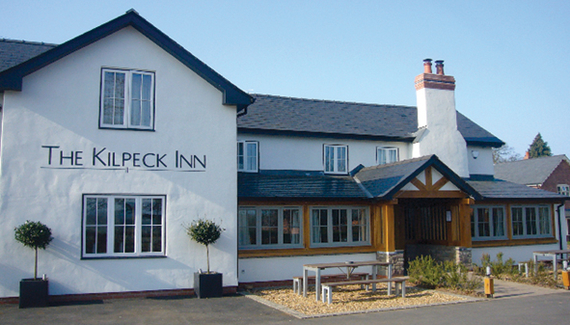 The Kilpeck Inn - Gallery
