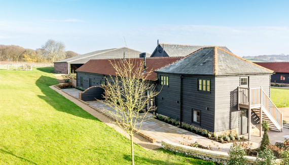 Lordship's Barns - Gallery
