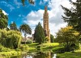 The Hadlow Tower