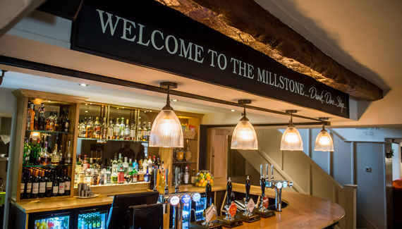 Millstone at Mellor - Gallery