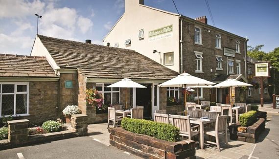 The Millstone, Mellor - Gallery