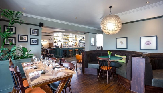 The Eagle & Child - Gallery