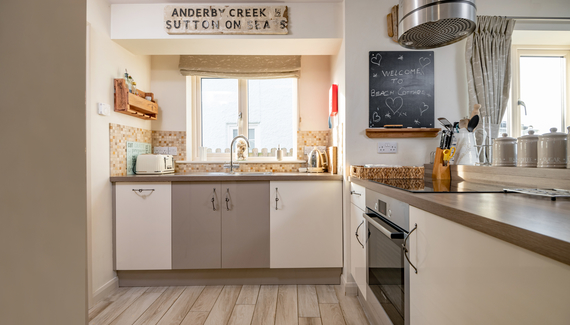 Beach Cottage, Anderby Creek - Gallery