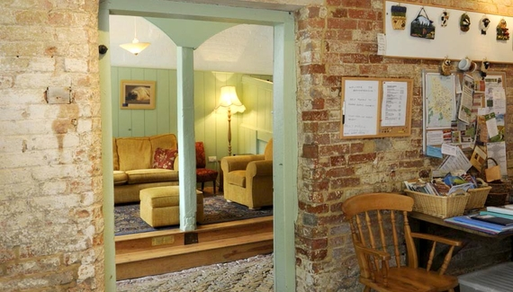 Brackenborough Hall Coach House - gallery