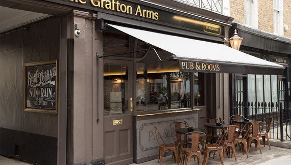 The Grafton Arms Pub & Rooms - Gallery