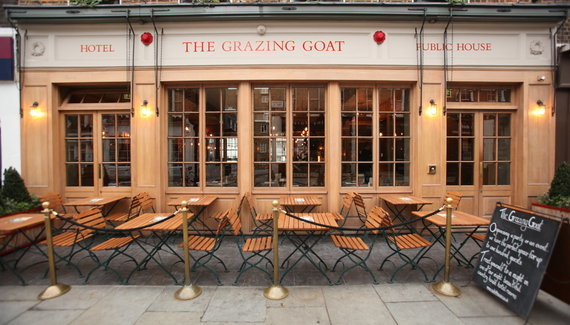 The Grazing Goat - Gallery