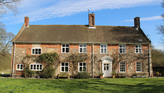College Farm Bed Breakfast In Norfolk Alastair Sawday 39 S Special Places To Stay