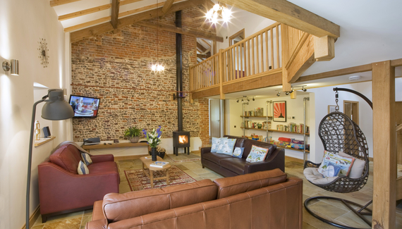 Mill Farm Eco Barns - Gallery