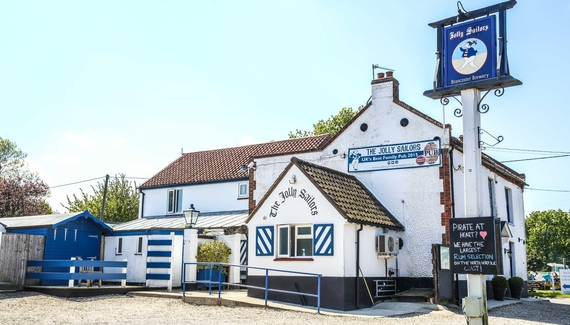 The Jolly Sailors - Gallery