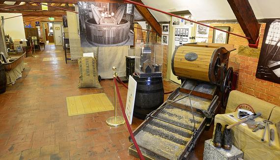 Hook Norton Brewery - Gallery