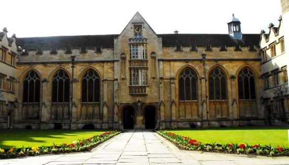 Oxford University - Gallery