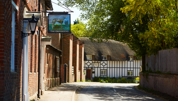 The Greyhound Inn - Gallery