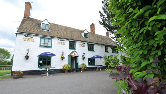 The Red Lion at Northmoor - Gallery