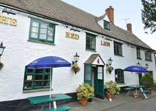 The Red Lion at Northmoor