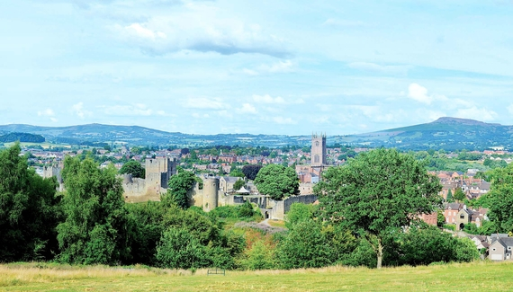 The Ludlow Holiday Cottage - gallery