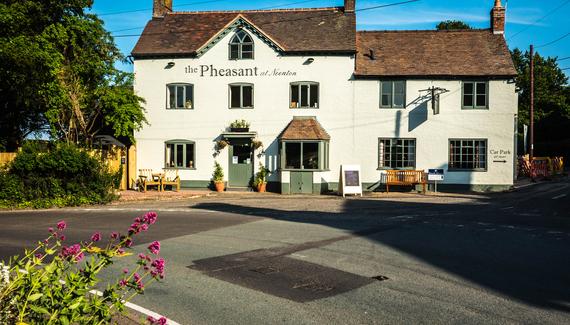 The Pheasant at Neenton - Gallery