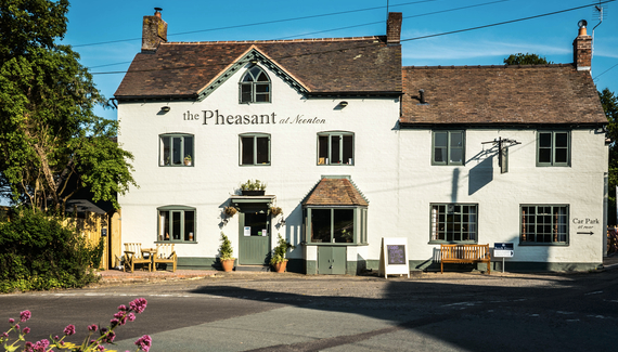 The Pheasant at Neenton - Gallery