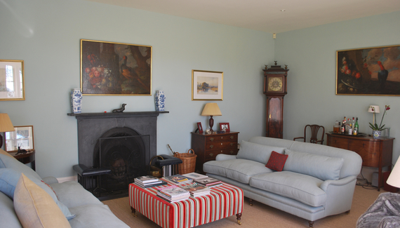 Tybroughton Hall - gallery