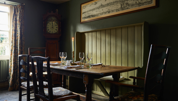 Lord Poulett Arms - Gallery