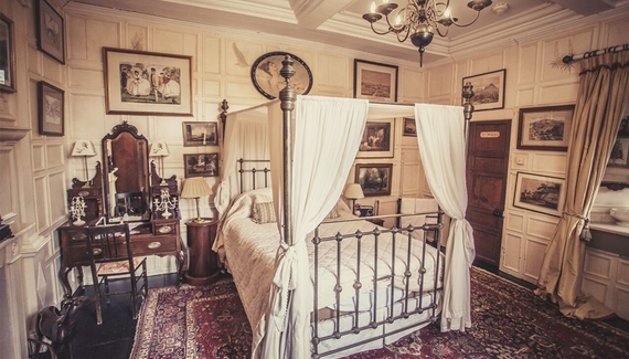 Maunsel House - Gallery