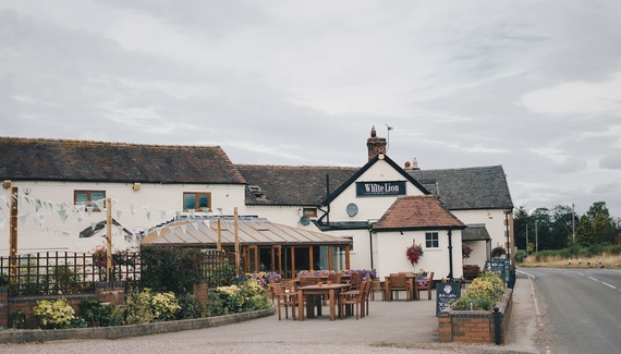 The White Lion - Gallery
