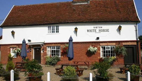Sibton White Horse - Gallery