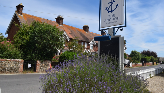 The Anchor - gallery