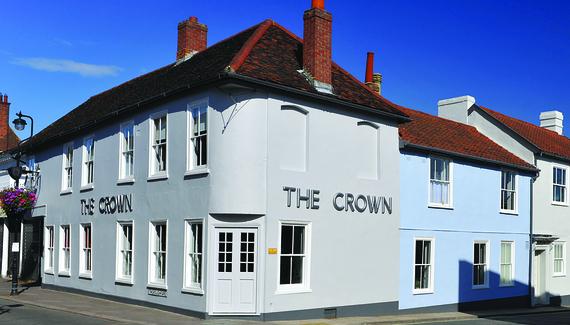 The Crown at Woodbridge - Gallery