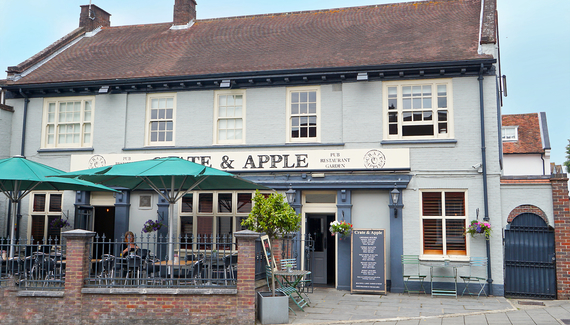 The Crate & Apple - Gallery