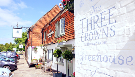 The Three Crowns - Gallery