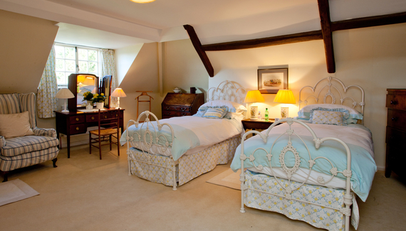 Rushall Manor - gallery