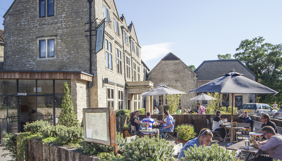 Timbrell's Yard - Gallery